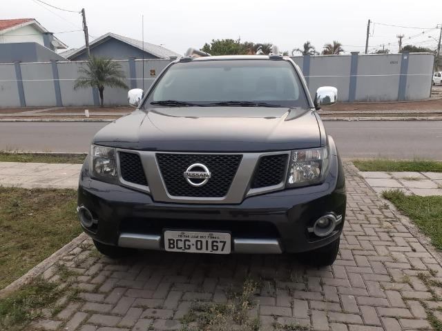 Nissan Frontier SV Attack CD 4x4 2.5 2015 - Foto 3