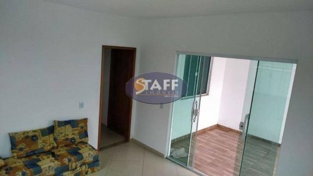 OLV-Casa com 2 quartos à venda, 97 m² por R$ 150.000 Unamar (Tamoios) - Cabo Frio/RJ - Foto 4