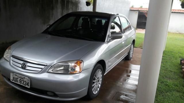 Civic lx 2003/2003 automatico - Foto 2
