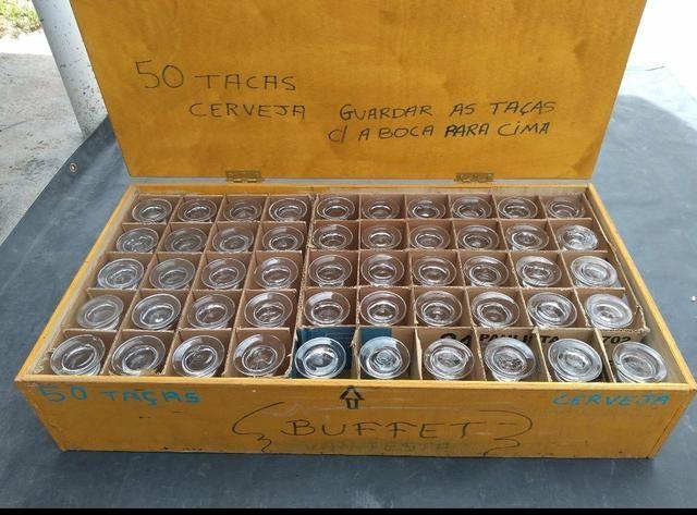 Taças Nadir paulista - caixa planejada - Foto 3
