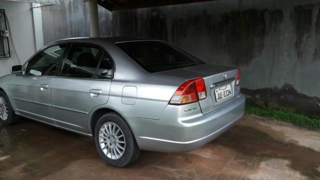 Civic lx 2003/2003 automatico - Foto 3