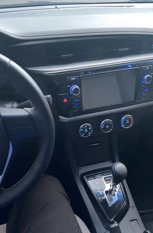 Corolla 2017 gli automático quitado emplacado - Foto 5