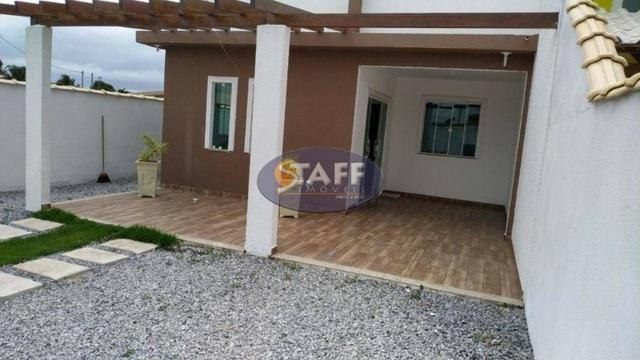 OLV-Casa com 2 quartos à venda, 97 m² por R$ 150.000 Unamar (Tamoios) - Cabo Frio/RJ