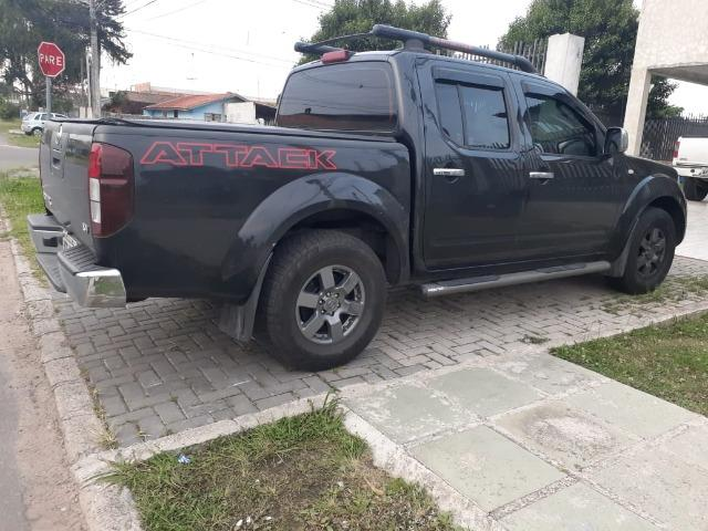 Nissan Frontier SV Attack CD 4x4 2.5 2015 - Foto 2