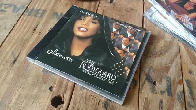 Cd O Guarda-Costa ( Trilha Sonora Original) (Whitney Houston)