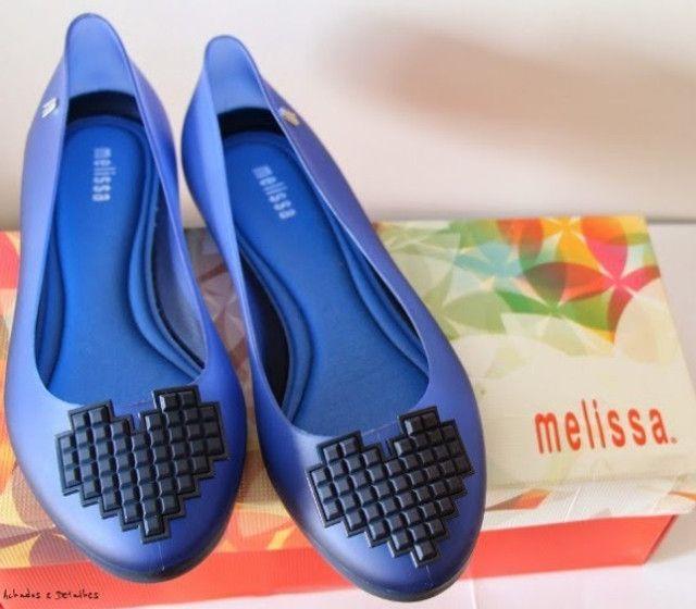 Melissa Color Feeling Azul N35 - Foto 2