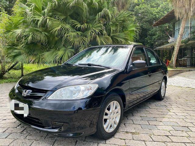Honda Civic Lxl (Automatico, couro) 2006