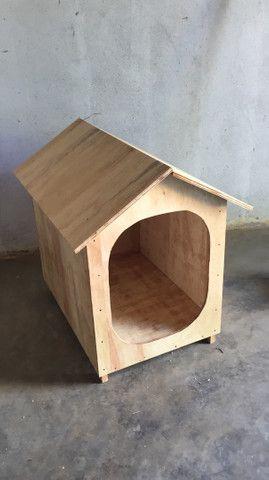Casa pra cachorro ou gato (TAM. 2)