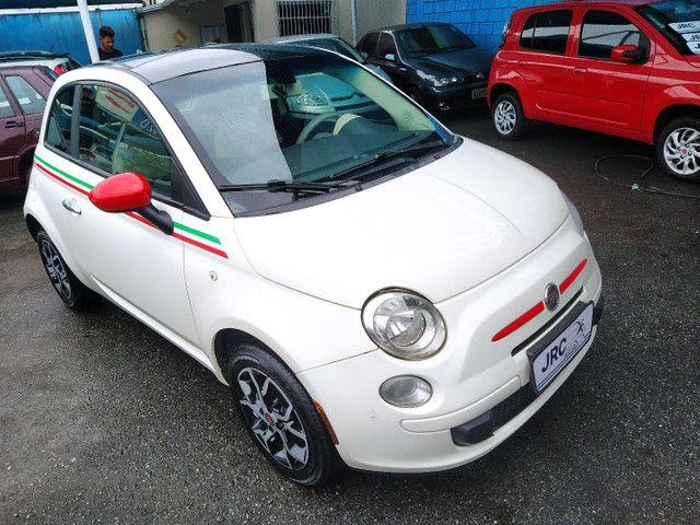 FIAT 500 DUAL 1.4 COMPLETO ANO 2012