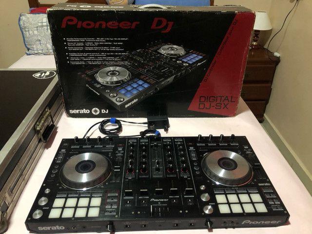 Controladora Pionner DJ - DDJ-SX - Seminova - Foto 2