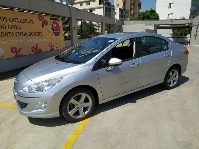 408 2013/2014 2.0 ALLURE 16V FLEX 4P AUTOMÁTICO