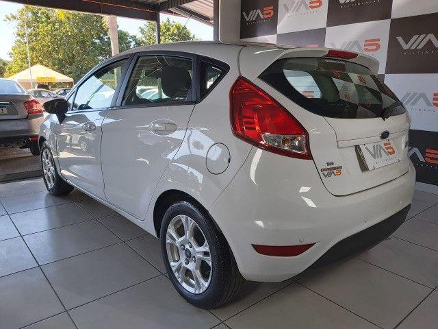 Ford Fiesta automático 2014/2015 - Foto 3