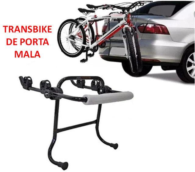 Bicicleta Acessórios, Banco, Roupas, Óculos, Transbike Engate e Porta Malas - Foto 2