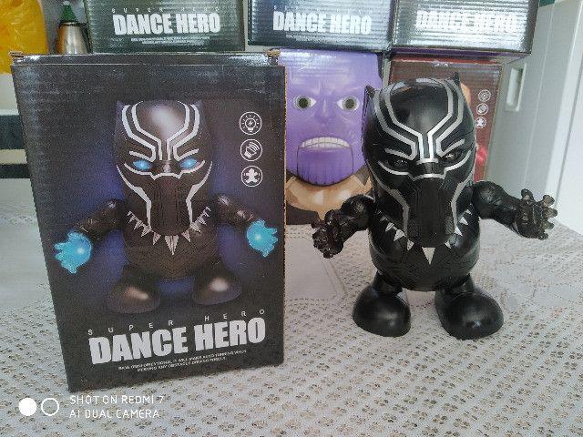 Dance hero do thanos ( ou outros, pode escolher) por 99,90 - Foto 5