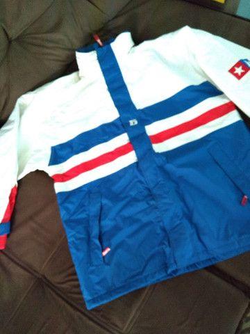 Blusa jaqueta de frio grande - Foto 5
