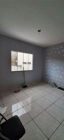 Carandaí MG - Casa Geminada - aceito trocas(lote, carro, etc) - Foto 11