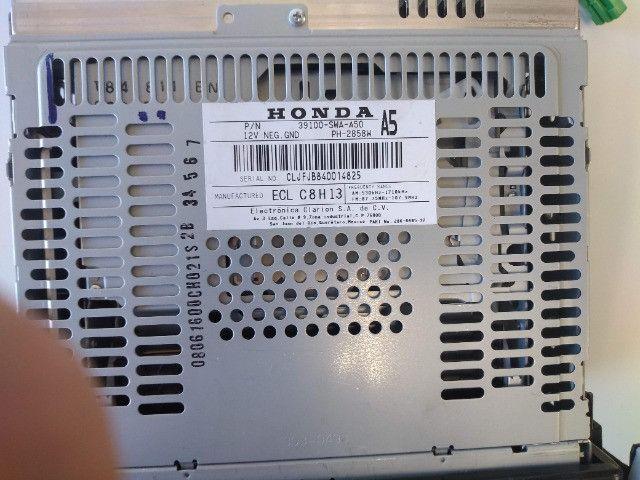 Radio CD Honda CR-V 2007 até 2011 - Foto 5