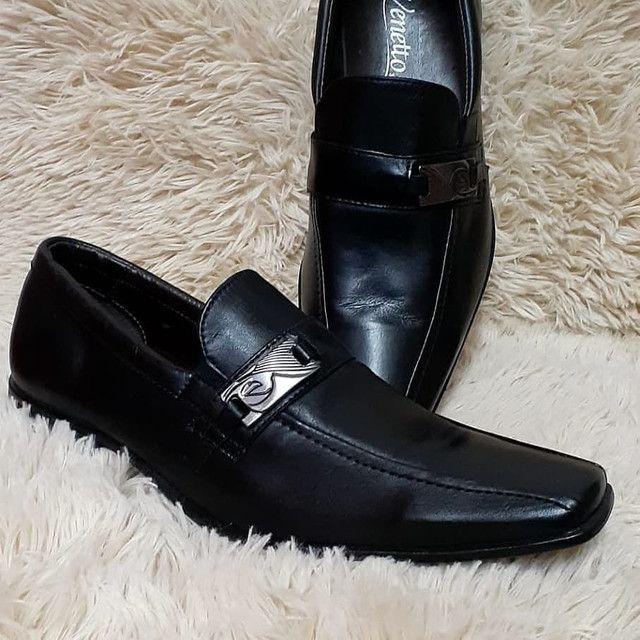 Promoção Imperdível sapato social de qualidade - Foto 5