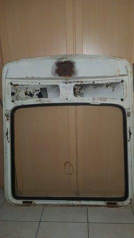 Tampa traseira VW SP2 com vidro original - Foto 2