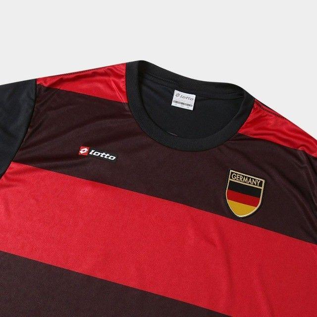 Camisa Alemanha 2014 N° 10 Lotto Masculina - Foto 2