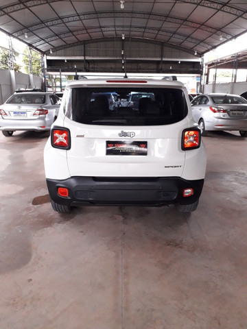 Jeep Renegade Sport 1.8 15/16 Automático km 45.214 Tel: * Alan vendedor  - Foto 3