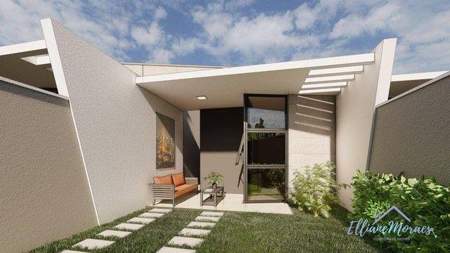 Casa à venda, 103 m² por R$ 360.000,00 - Parnamirim - Eusébio/CE