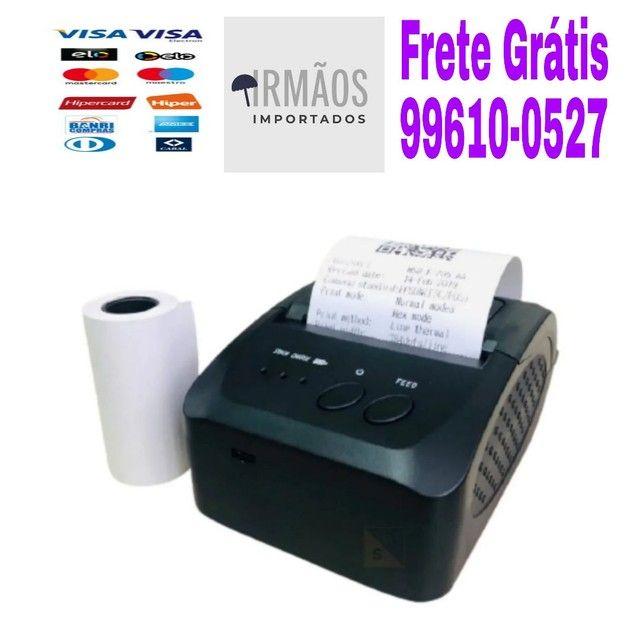 Impressora térmica bluetooth 58mm