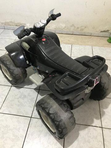 Quadriciclo motorizado $450