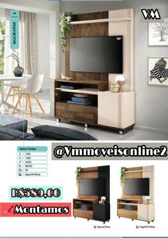"""Home   home   home   Timber  pra  tv até  50"""""""