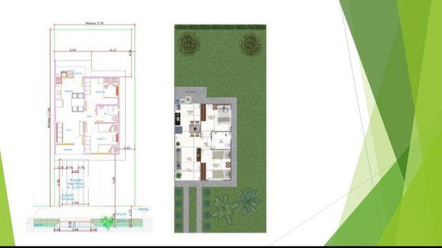 Casa em condomínio fechado com parcelas a partir de 539,00, entrada parcelada - Foto 9