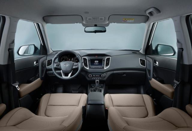 Hyundai Creta 1.6 Limited Flex Aut. 5p - Foto 4