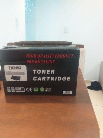 Toner TN-3492 p/ Brother <br><br> - Foto 2