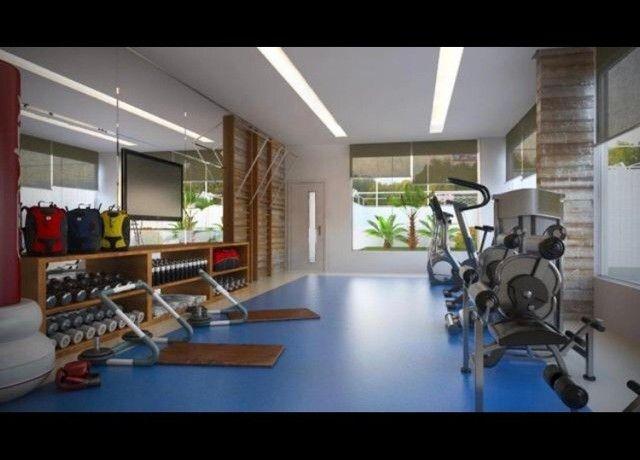 Loft no Unique Studio mobiliado com 1 vg de garagem  - Foto 9