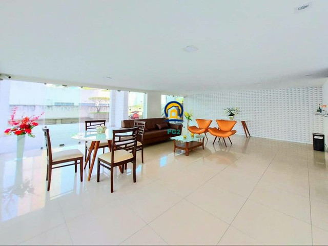 Excelente Apartamento 3 quartos em Boa Viagem, 138m², proximo a praia - Foto 2