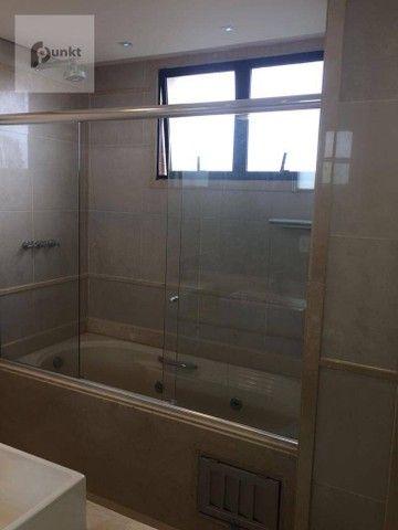 Apartamento com 4 dormitórios para alugar, 195 m² por R$ 7.000/mês - Ponta Negra - Manaus/ - Foto 7