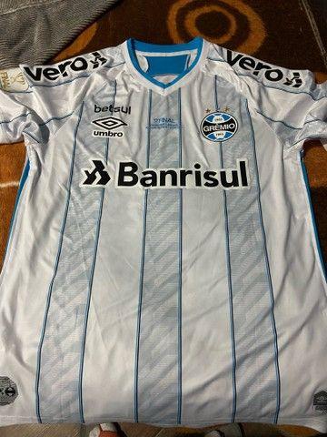 Camisa Grêmio oficial de jogo