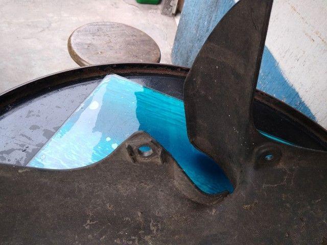 Paralama dianteiro da XRE 300 - Foto 2
