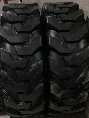 Vendo pneu 16.9x28 novo 12 lonas - Foto 2