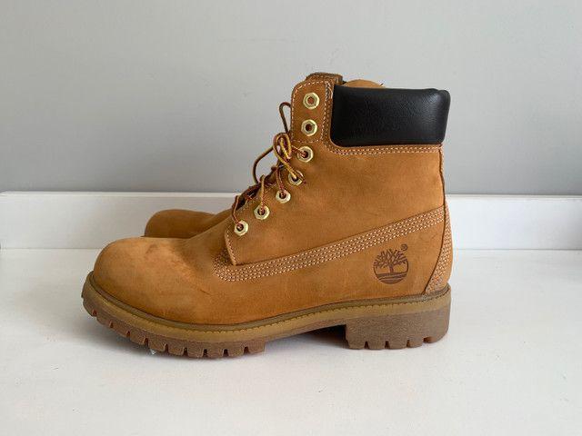 Bota Timberland - Yellow Boots - a prova d?água n39