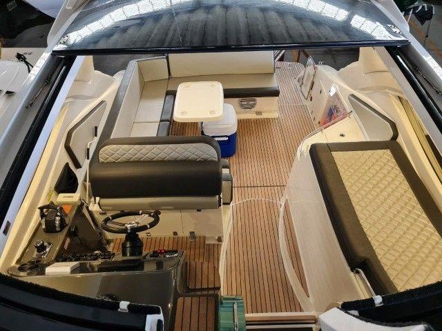 Lancha Phantom 37,5 Hard top , ano 2018, barco impecável. - Foto 2