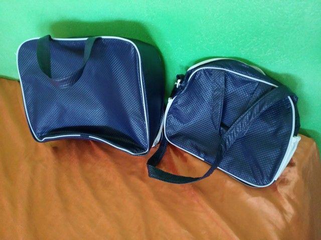 Conjunto de bolsas para bebê. R$ 100,00 em 12 vezes. - Foto 2