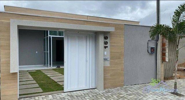 Casa à venda, 103 m² por R$ 330.000,00 - Graribas - Eusébio/CE
