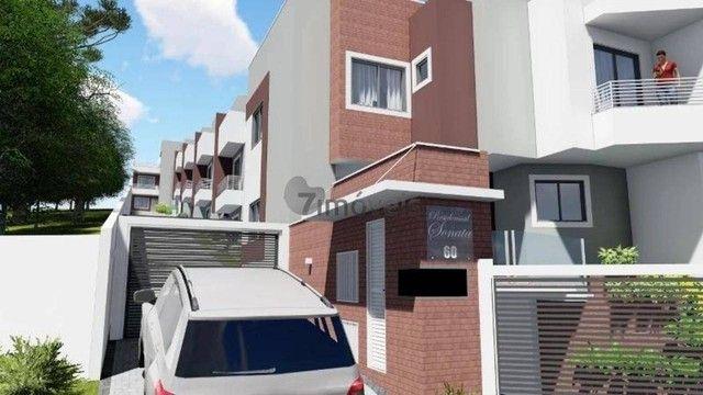 Sobrado com terraço em Condomínio, 3 quartos, 2 vagas - Foto 15