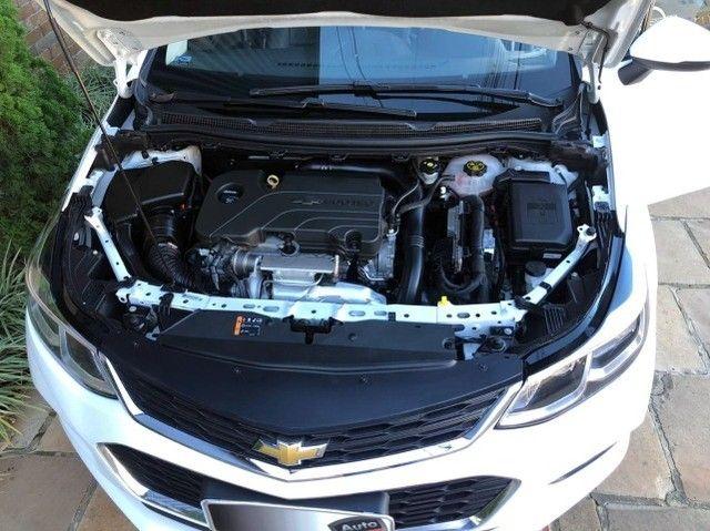 Cruze Sedan  Lt 1.4 Turbo Flex Aut. Único Dono! - Foto 9