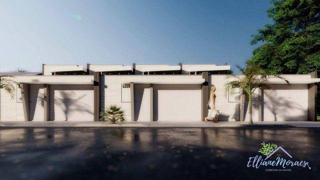 Casa com 4 dormitórios à venda, 137 m² por R$ 440.000,00 - Urucunema - Eusébio/CE - Foto 8