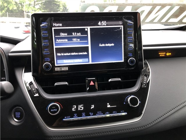 Toyota Corolla 2021 2.0 vvt-ie flex xei direct shift - Foto 5