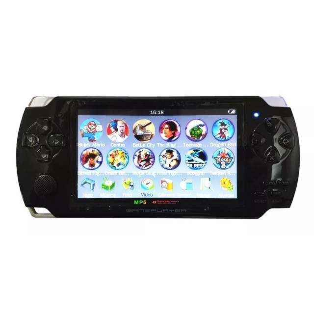 Video Game Portátil Vários Jogos Nintendo Mp3 - 8317