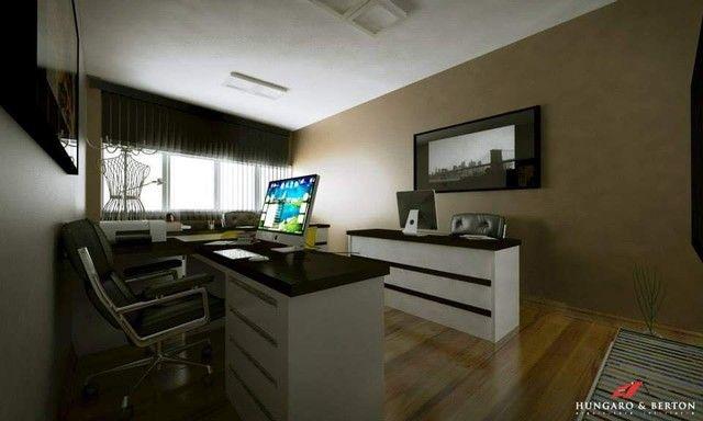 Escritório Empresarial Moderno c/ 4 ambientes  - Foto 5