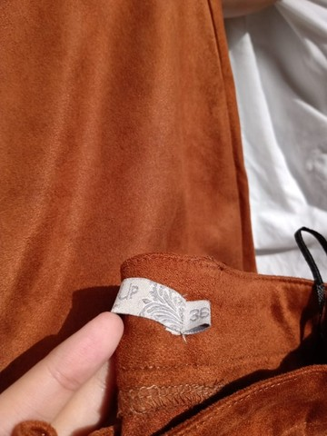 calça flare veludo - Foto 3
