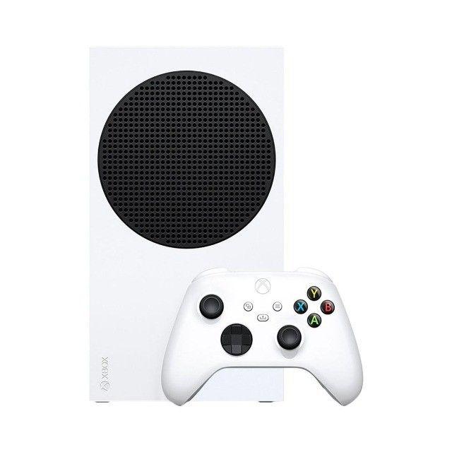 Xbox Series S 500GB Branco Novo/Lacrado! Com Nota Fiscal Garantia De 1 Ano - Foto 3